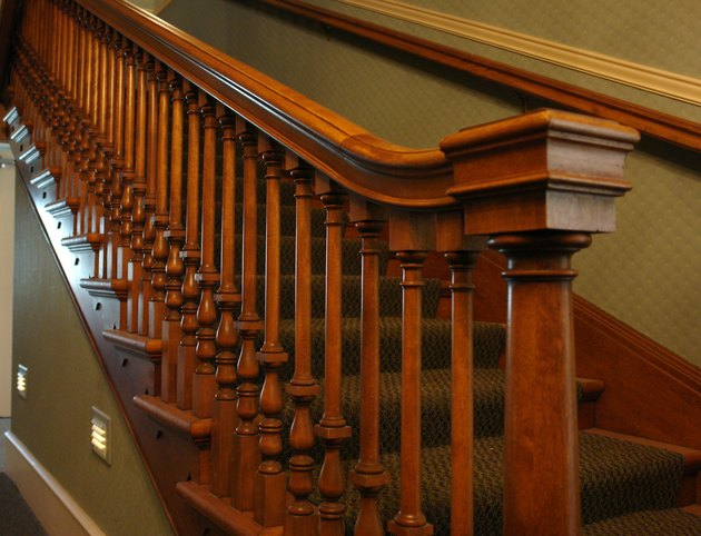 Stairway B