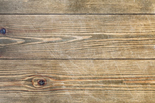 old spruce board