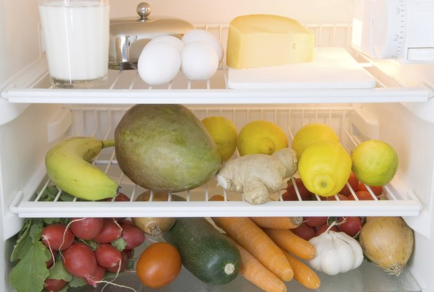 food refrigerator