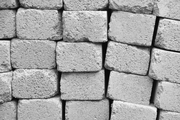 Bricks block