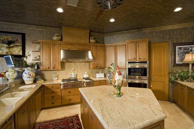 View Of Kitchen Interior