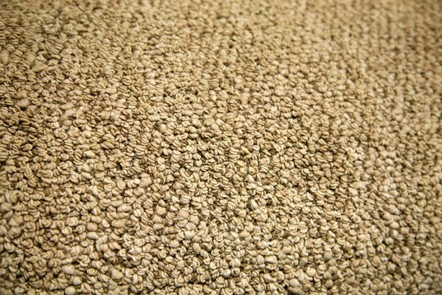 Close-up of texture of carpet