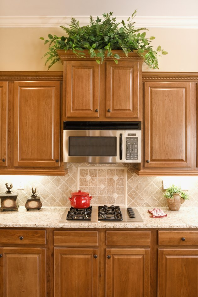 What Color Granite Countertops Go With Light Maple ... on Granite Countertops With Maple Cabinets  id=68427