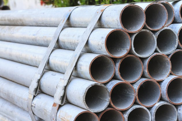 Galvanized Steel Pipe for construction