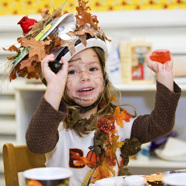 Halloween Party at Pre-School!