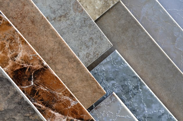 Tile Flooring Samples