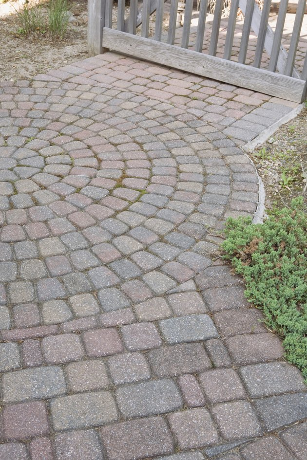 How To Kill Patio Fungus And Moss Hunker