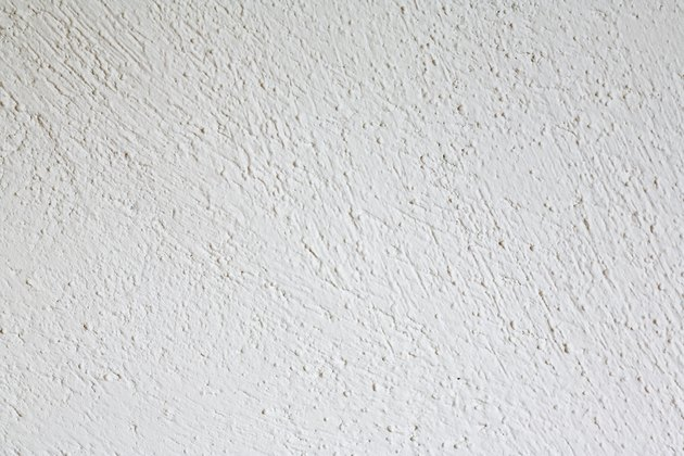 Close-up of plaster on a wall