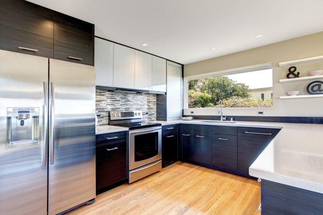 Modern kitchen room design