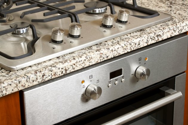 Modern Hob and Oven
