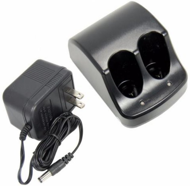 Charger unit for 3.6 volt rechargeable batteries.