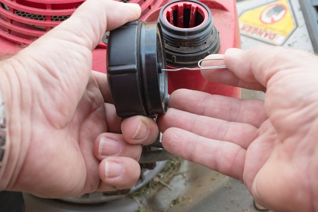 How To Troubleshoot Surging Lawn Mower Engines Hunker