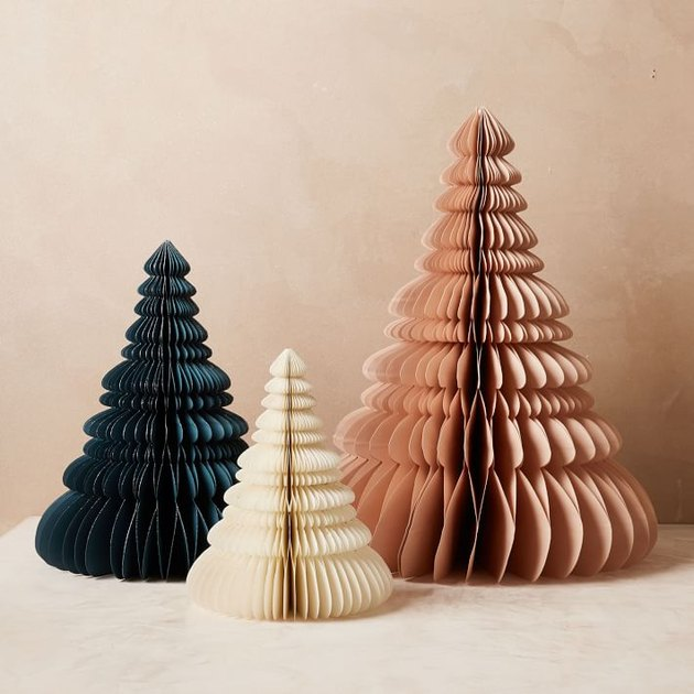 West Elm Accordion Paper Trees