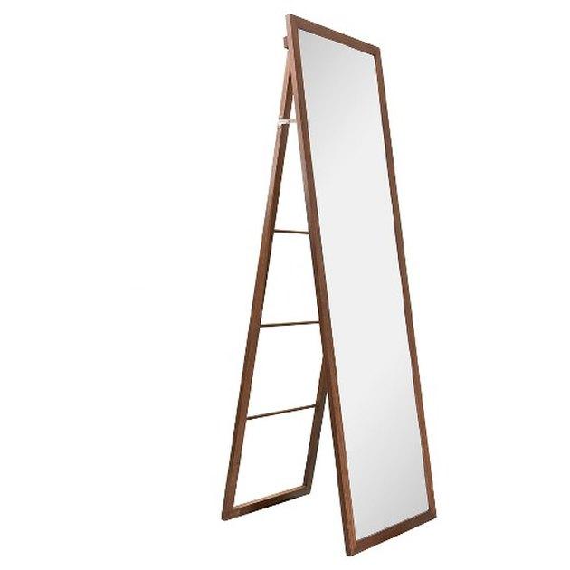 Target standing mirror.
