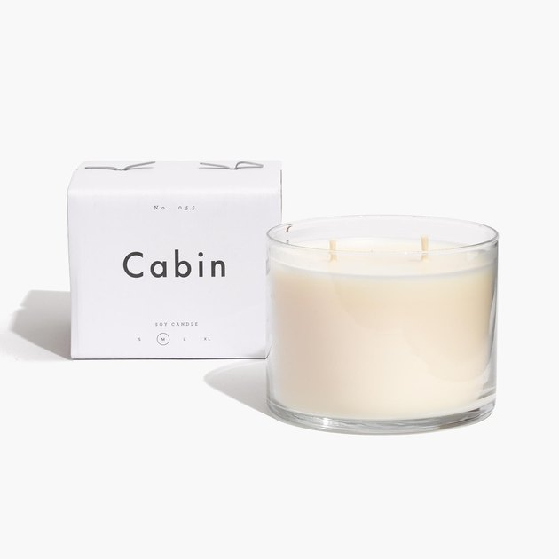 cabin candle