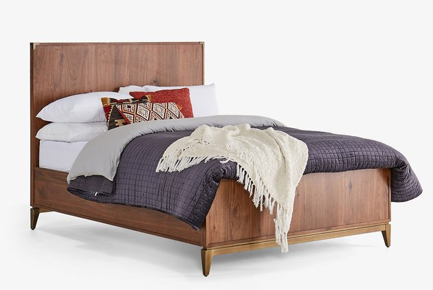 joybird wood bed
