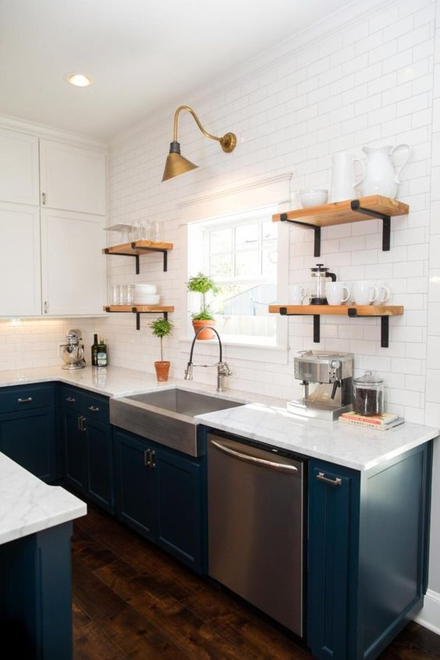 Ways to Style Open Shelving in Your Kitchen
