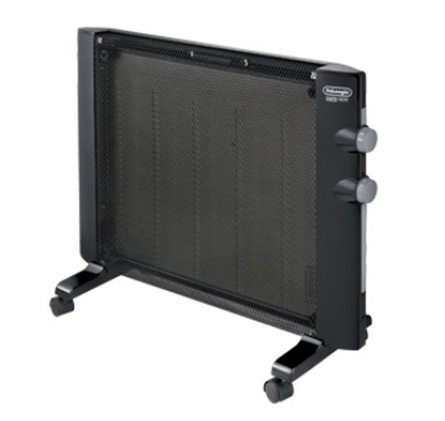 A micathermic panel heater.