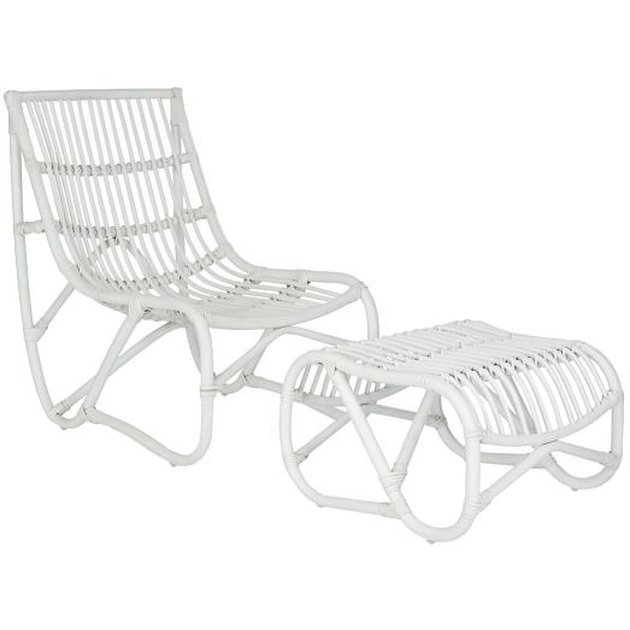 West Elm Wicker Chair Set