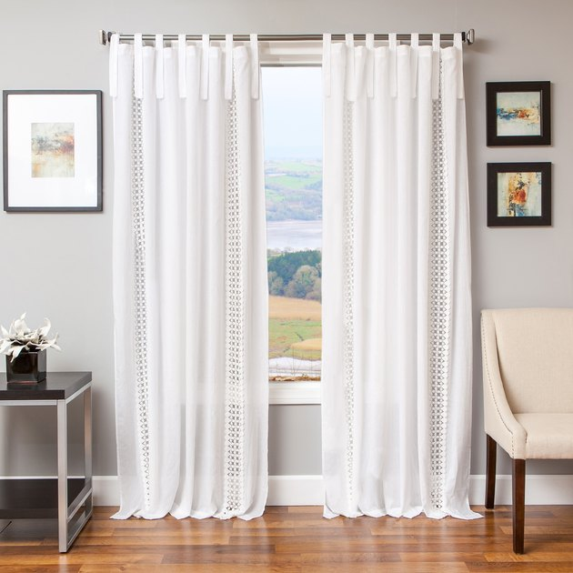Cotton and Linen Drapes