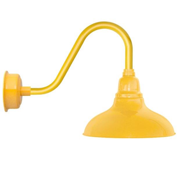 Dahlia LED Barn Light