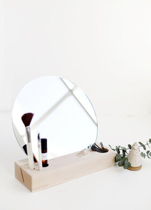 A Mirror Dock DIY