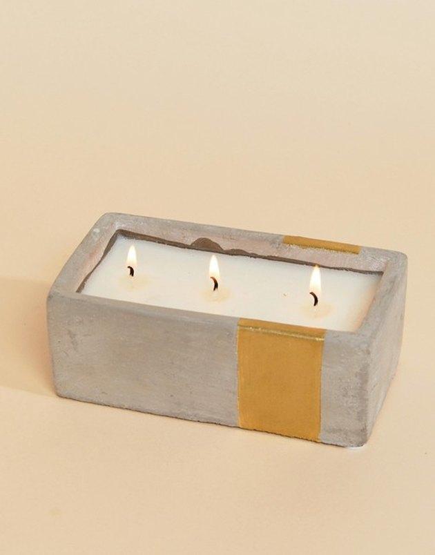 Paddywax Urban 8oz Amber + Smoke Candle