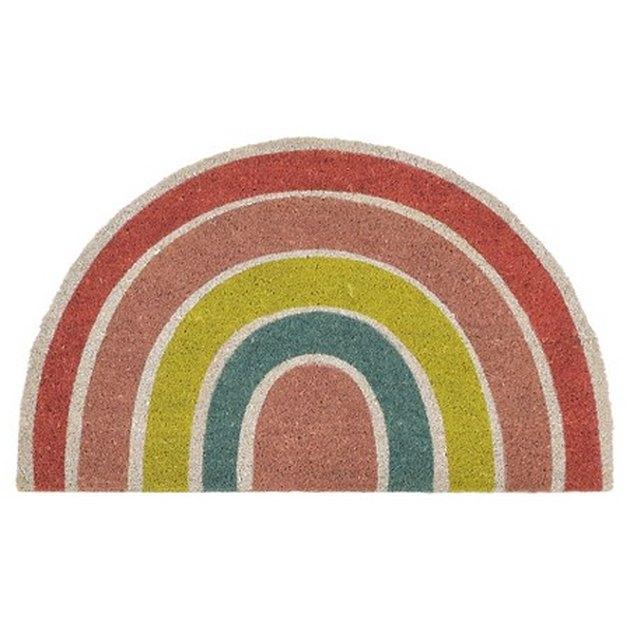 Oh Joy! Rainbow Doormat