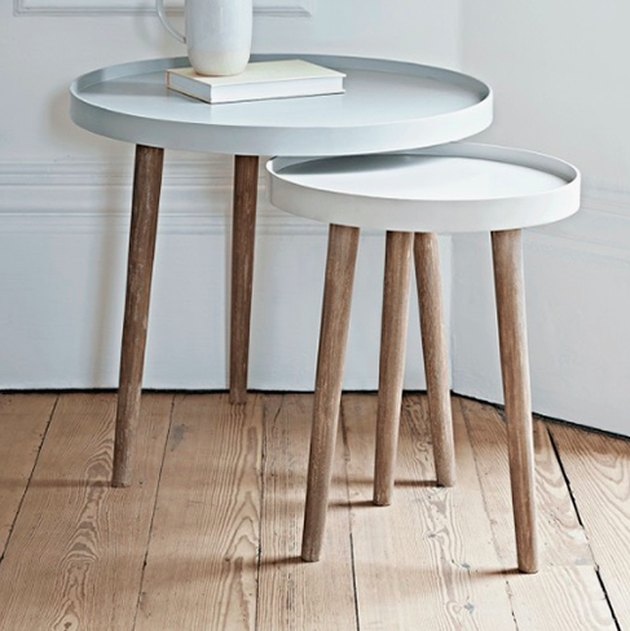 side table three legs
