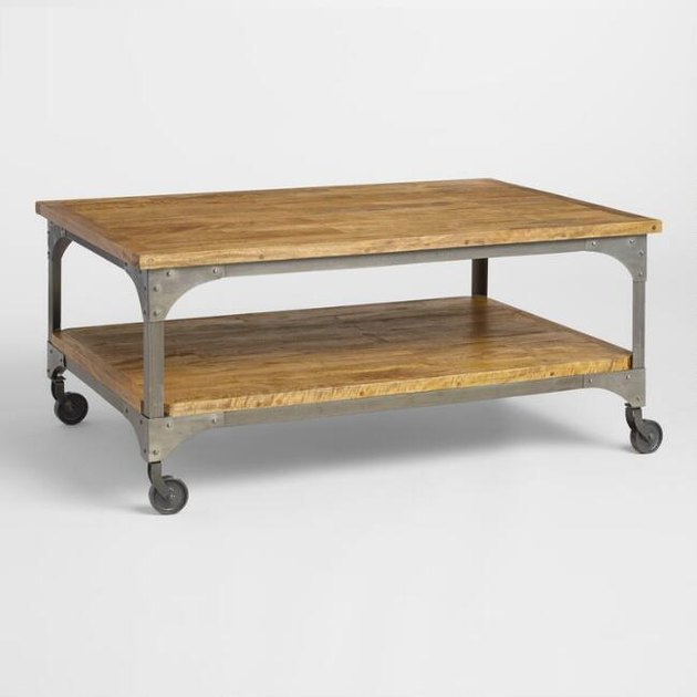 World Market Aiden coffee table.