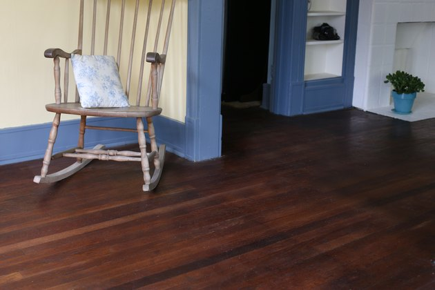 How To Clean Hardwood Floors With Hydrogen Peroxide Hunker