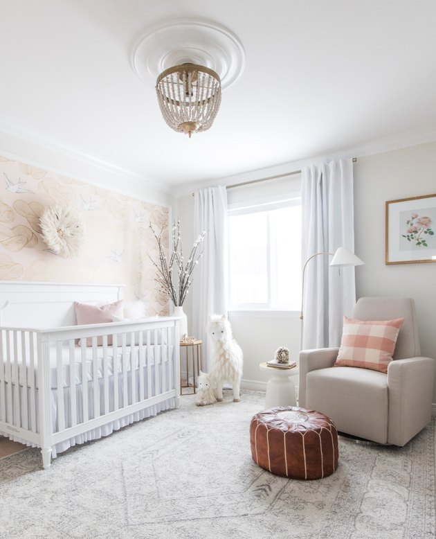 Nursery Leclair Decor