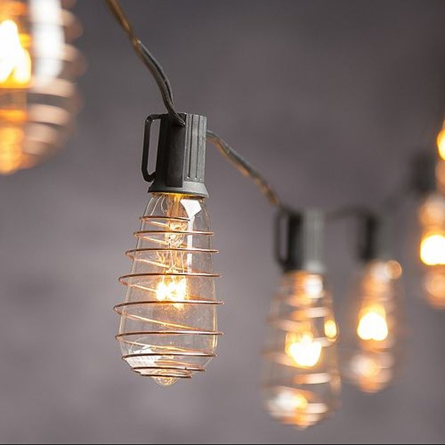 Vintage Edison Bulb String Lights