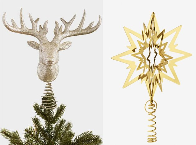 18 Unique Christmas Tree Toppers