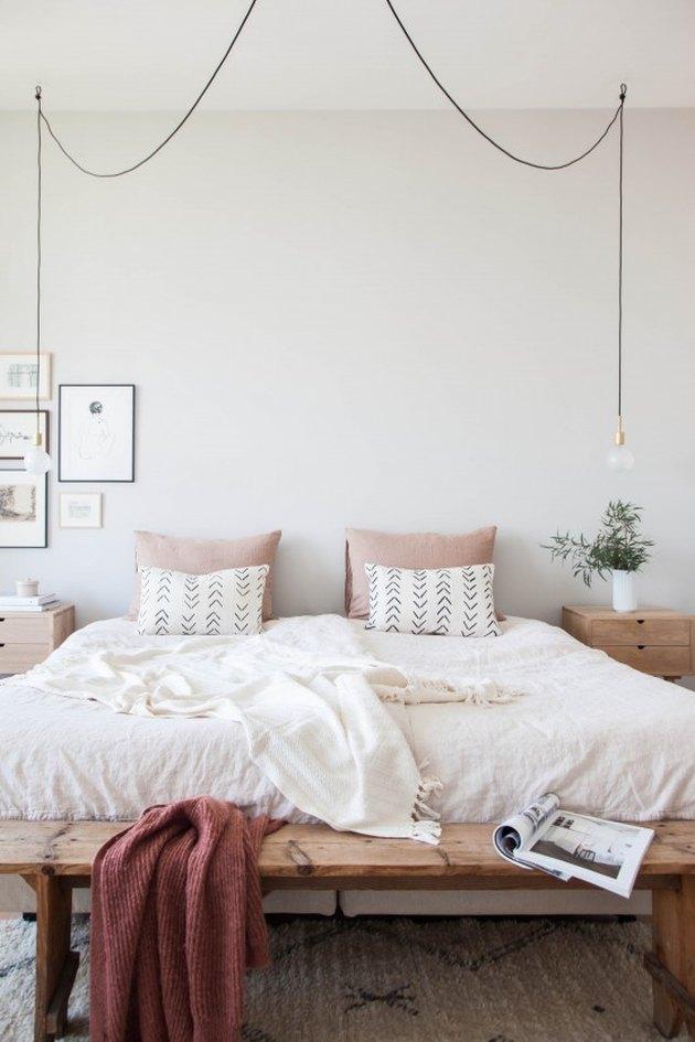 bedroom pendants