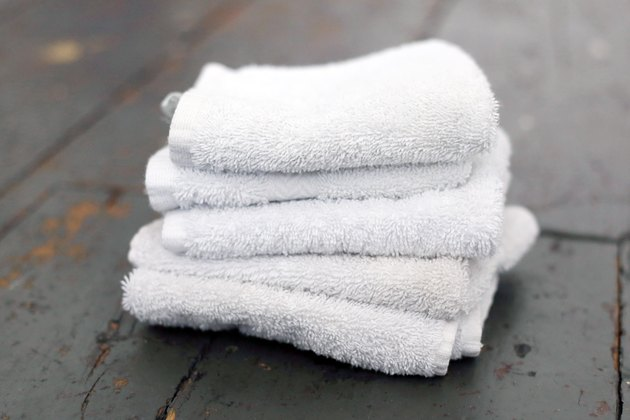 How to Get Towels White Like in Hotels