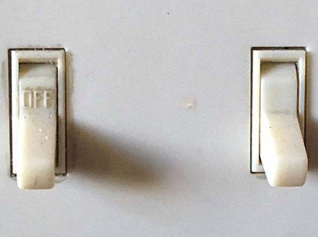 A single pole and a three-way switch.