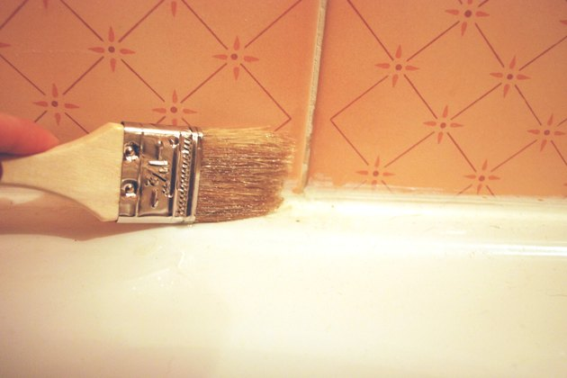 How To Paint Over Silicone Caulk Hunker