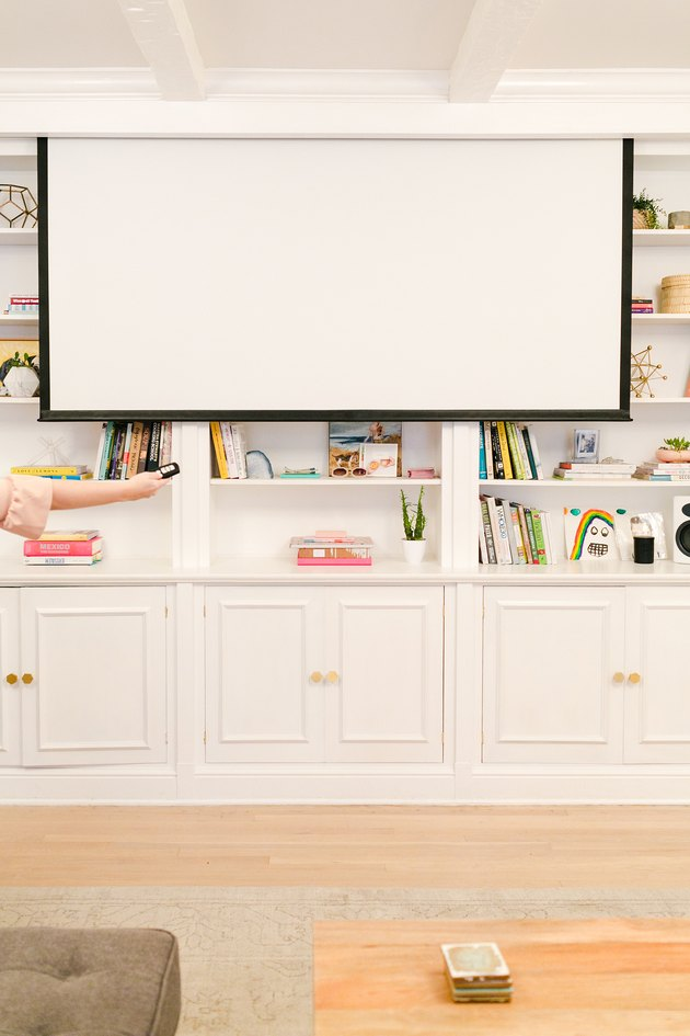 tv projector