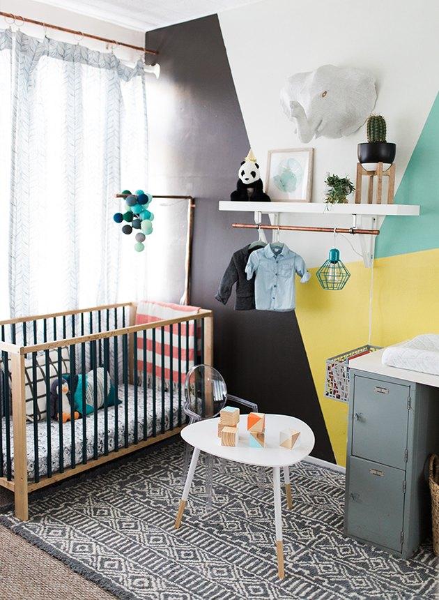 Geometric Nursery