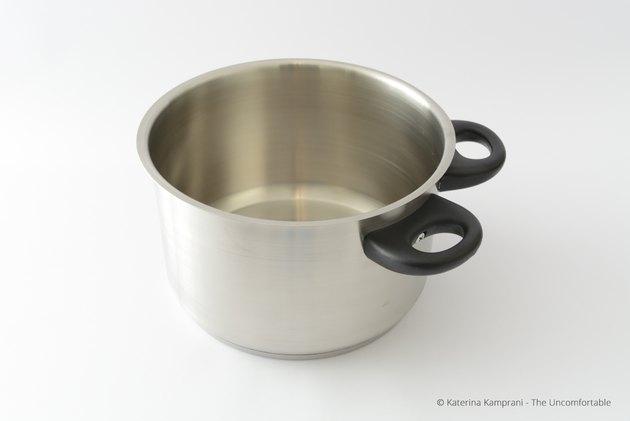 uncomfortable pot