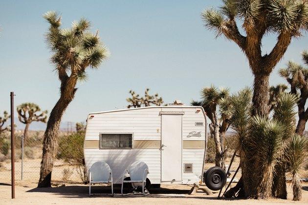 Shasta trailer