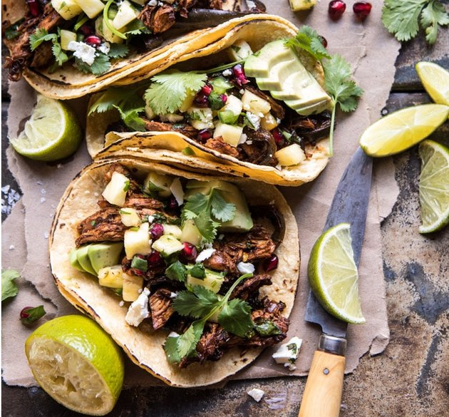 Half Baked Harvest's Chicken Taco Recipe