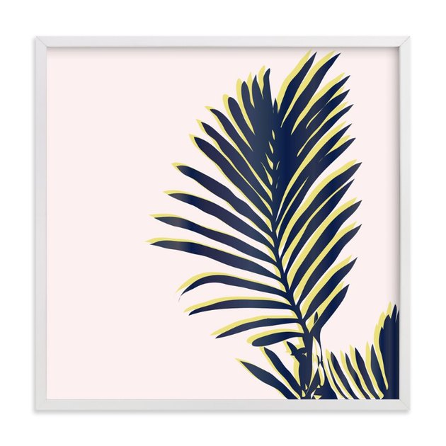 Palm Study #2 Print