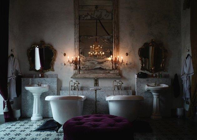 Coqui Coqui hotel bathroom