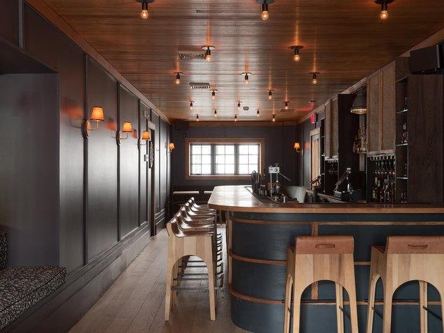 river town lodge bar