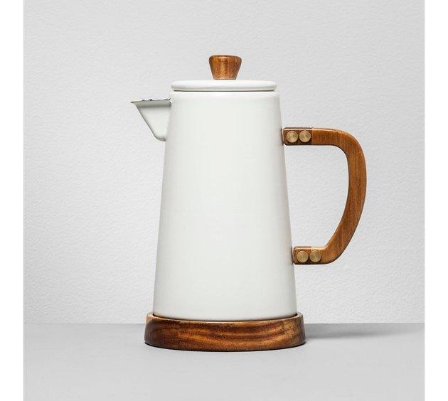 cocoa pot