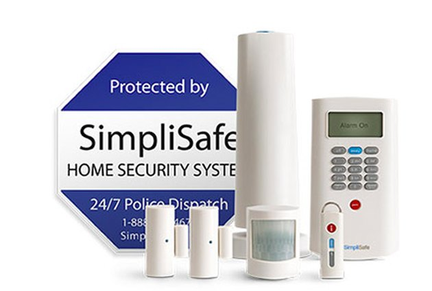 Home security kit.