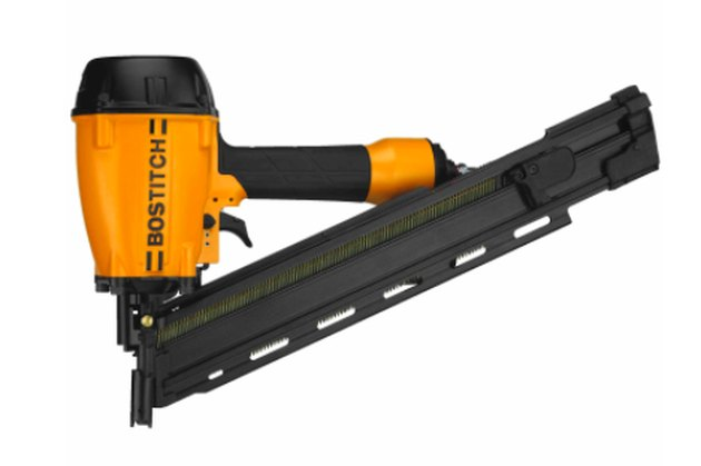 A Bostich framing nailer.