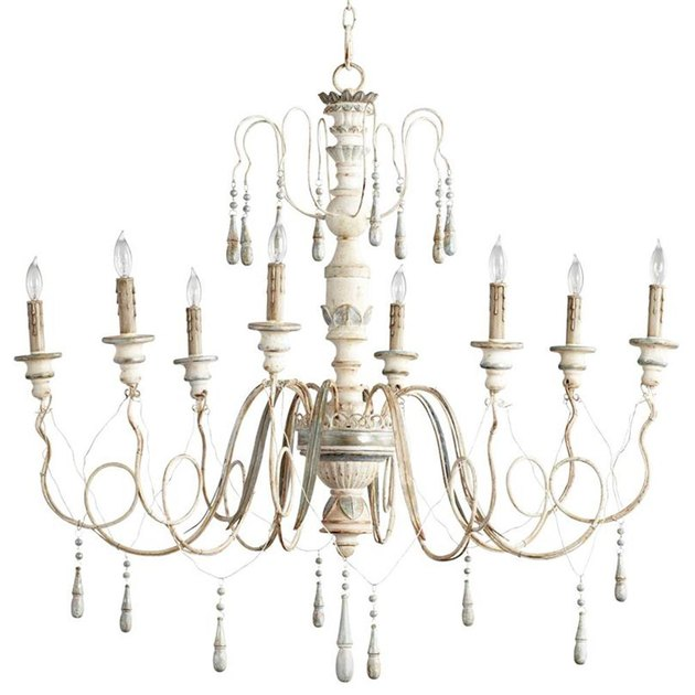 french country chandelier